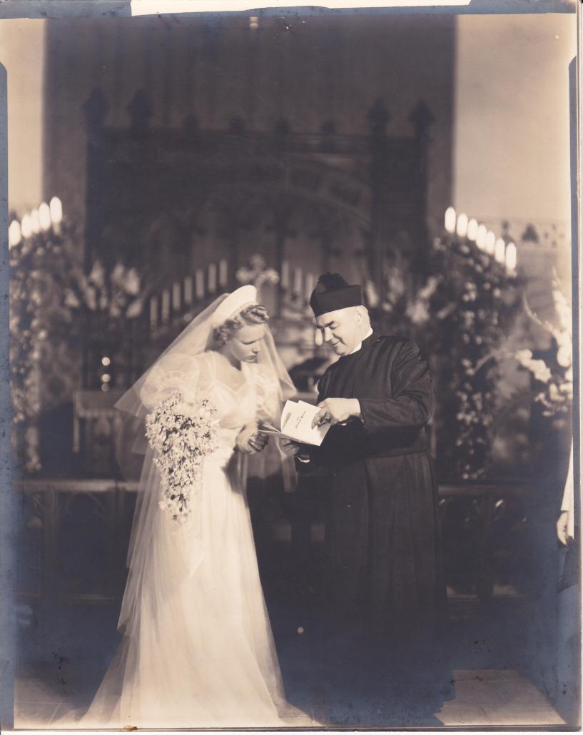 Wedding 1940
